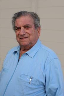Past President Max Drimmer.  Portrait by Gabriele Lange 2010