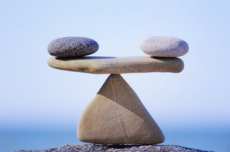 How do you achieve balance in your life?