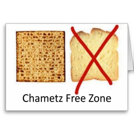 Cleaning the house before Pesach is an ancient tradition.