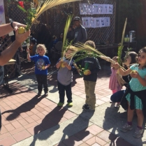 Sukkot and Simchat Torah celebrations at Congregation B'nai Emunah