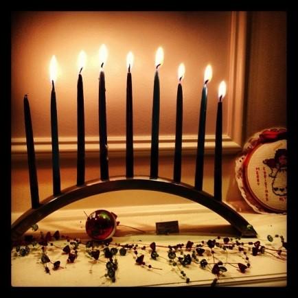 Tonight is the 7th night of Hanukkah.