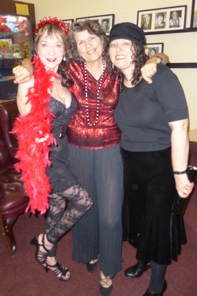 Sunset Sunrise Cafe features Murder Mystery Theatre