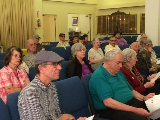 Annual Membership meeting on May 1, 2016.